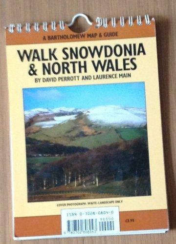 Walk Snowdonia and North Wales