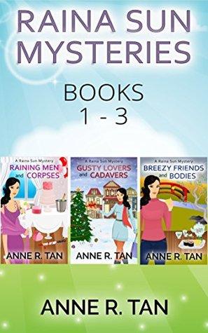 Raina Sun Mysteries: Books 1-3 (Raina Sun Mysteries #1-3)