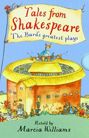 Marcia Williams Tales from Shakespeare 14 Books Collection Box Set The Bard's Greatest Play (Romeo and Juliet, Macbeth, Hamlet, and more