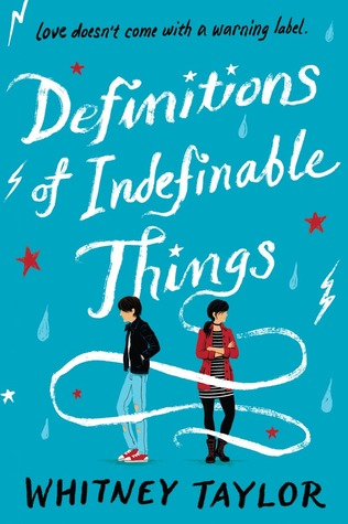 Definition of Indefinable Things by Whitney Taylor
