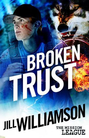 Broken Trust (The Mission League #3)