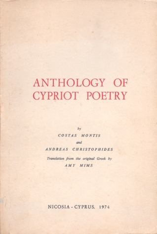 Anthology of Cypriot Poetry