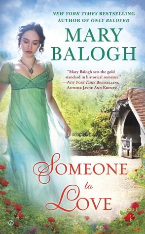 Book Review: Someone to Love by Mary Balogh
