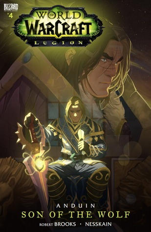World of Warcraft - Anduin: Son of the Wolf