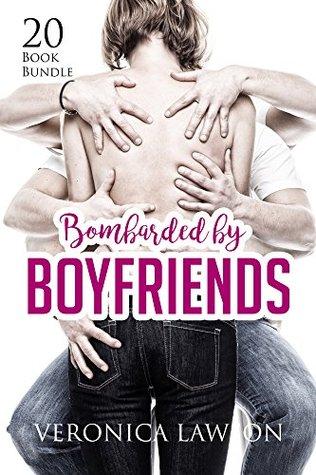 Erotica: Bombarded By Boyfriends (New Adult Romance Bundle)