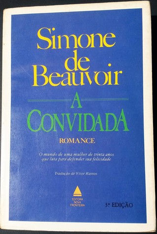 Ebook A Convidada by Simone de Beauvoir TXT!