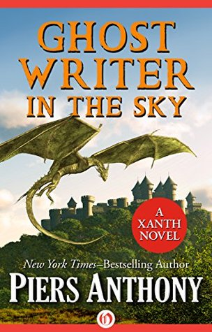 Ghost Writer in the Sky(Xanth 41)