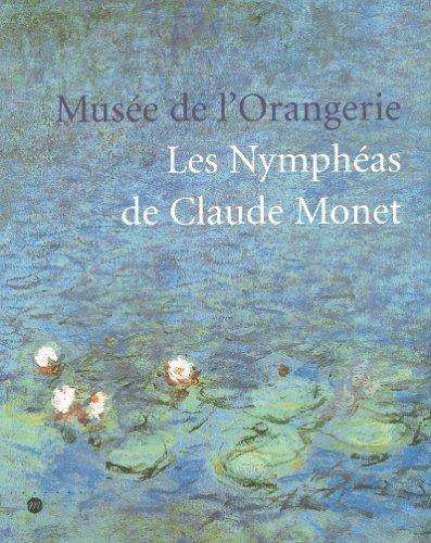 Les Nymphéas De Claude Monet Au Musée De L'orangerie