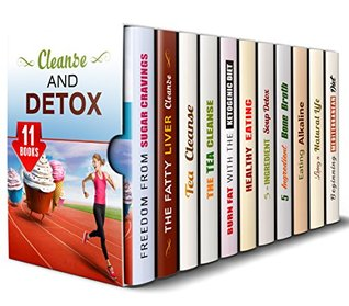Cleanse and Detox Box Set (11 in 1)