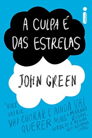 Ebook A culpa é das estrelas by John Green PDF!