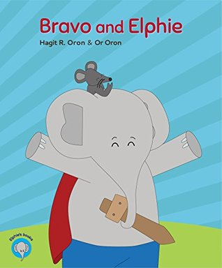 Bravo and Elphie by Hagit R. Oron