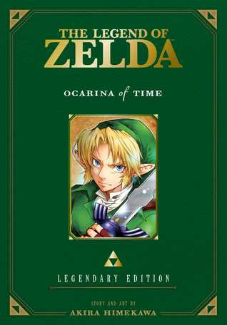 The Legend of Zelda by Akira Himekawa