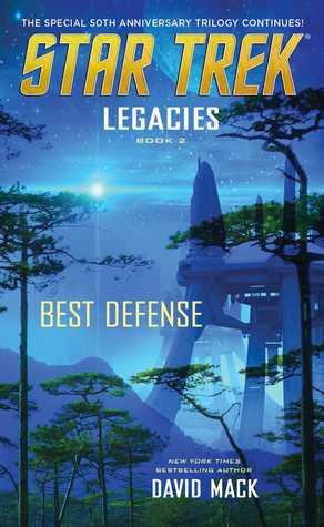 Best Defense(Star Trek: Legacies)