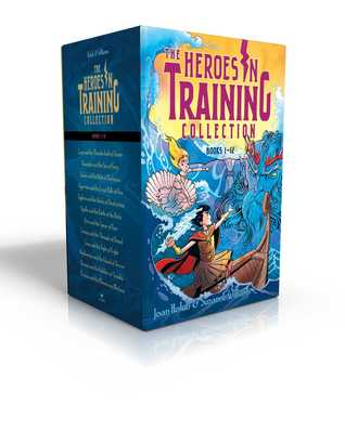 Heroes in Training Olympian Collection Books 1-12: Zeus and the Thunderbolt of Doom; Poseidon and the Sea of Fury; Hades and the Helm of Darkness; Hyperion and the Great Balls of Fire; Typhon and the Winds of Destruction; Apollo and the Battle of the B...