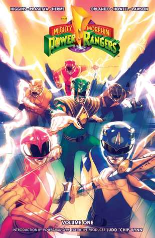mighty morphin power rangers vol