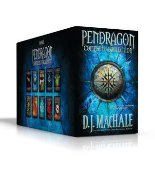 Pendragon Complete Collection: The Merchant of Death; The Lost City of Faar; The Never War; The Reality Bug; Black Water; The Rivers of Zadaa; The Quillan Games; The Pilgrims of Rayne; Raven Rise; The Soldiers of Halla