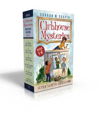 Clubhouse Mysteries Super Sleuth Collection: The Buried Bones Mystery; Lost in the Tunnel of Time; Shadows of Caesar's Creek; The Space Mission Adventure; The Backyard Animal Show; Stars and Sparks on Stage