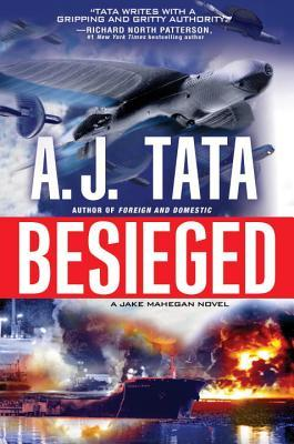 Besieged (Captain Jake Mahegan, #3)