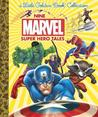 Marvel Little Golden Book Collection
