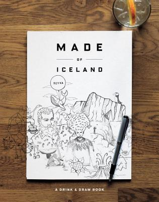 Made of Iceland: A Drink Draw Book