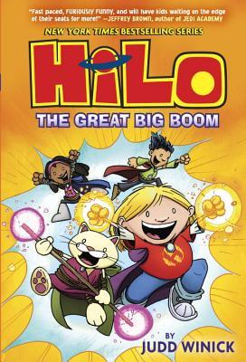 The Great Big Boom (HiLo #3)