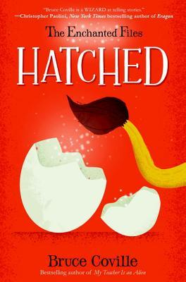 Hatched (The Enchanted Files, #2)