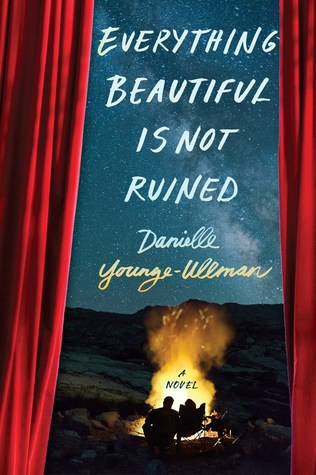 Image result for everything beautiful is not ruined cover