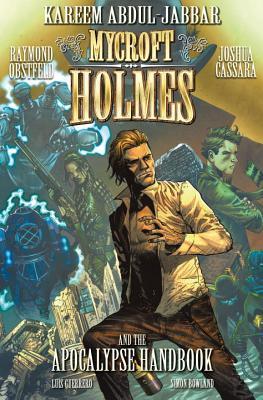 Mycroft Holmes and the Apocalypse Handbook (Mycroft Holmes #1-5)