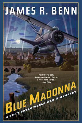 Blue Madonna (Billy Boyle World War II, #11)