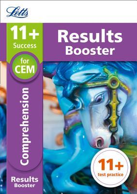 Letts 11+ Success – 11+ Comprehension Results Booster: for the CEM tests: Targeted Practice Workbook