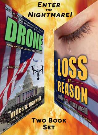 Drone - Loss Of Reason - Two Book Set