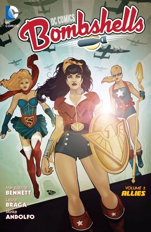 DC Comics: Bombshells, Vol. 2: Allies