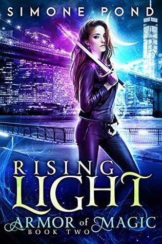 Rising Light (Armor of Magic #2)