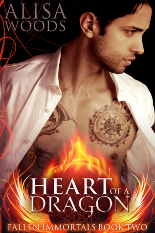 Heart of a Dragon by Alisa Woods