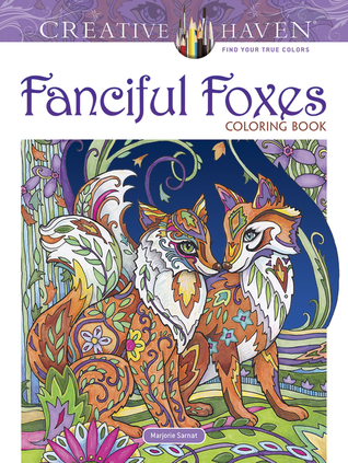 creative-haven-fanciful-foxes-coloring-book