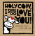Holy Cow, I Sure Do Love You!: A Little Book That's Oddly Moo-Ving