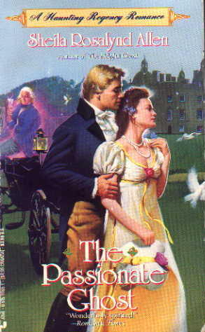The Passionate Ghost(The Lovers of Steadford Abbey 4)