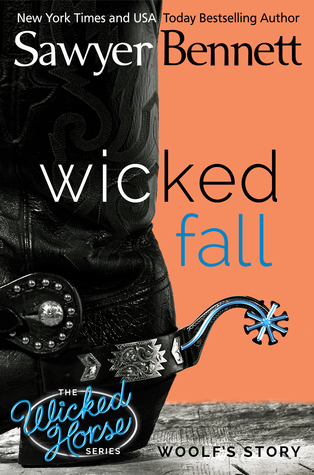 Wicked Fall(The Wicked Horse 1)