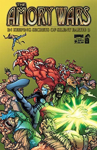 The Amory Wars: In Keeping Secrets of Silent Earth 3 #9 (of 12) (The Amory Wars: In Keeping Secrets of Silent Earth: 3)