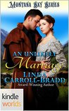 An Unlikely Marriage (Montana Sky: Entertainers of the West #2)