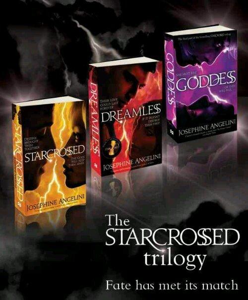 Starcrossed Trilogy (Starcrossed, #1-3)