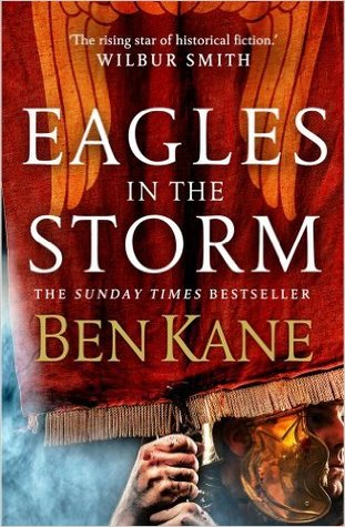 Eagles in the Storm(Eagles of Rome 3)