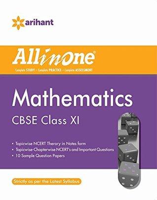 All in One Mathematics CBSE Class 11