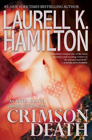 Book Review: Crimson Death by Laurell K. Hamilton