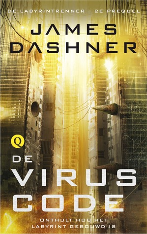 De Viruscode by James Dashner