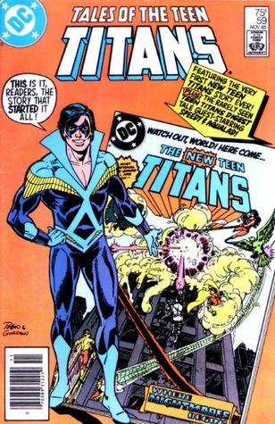 Tales of the Teen Titans (1984-1988) #59