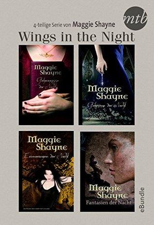Wings in the Night - 4-teilige Serie von Maggie Shayne: eBundle