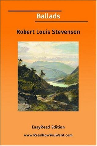 Ballads of Robert Louis Stevenson