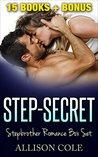 Step-Secret: Stepbrother Romance Box Set