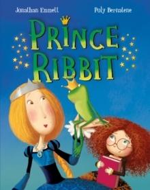 Prince Ribbit by Jonathan Emmett